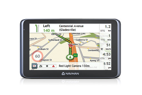 DriveDuo 2K Navigation & Dash Cam Combo - Part no. NGAA0072003