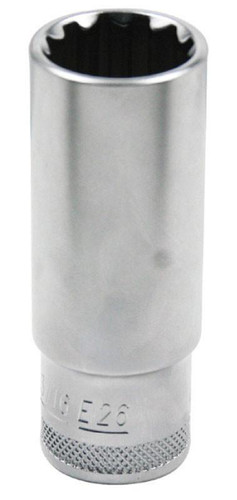 "1/2"" Drive Super Tech Deep Socket 23mm - Part no. NGJWS68HD4123P"