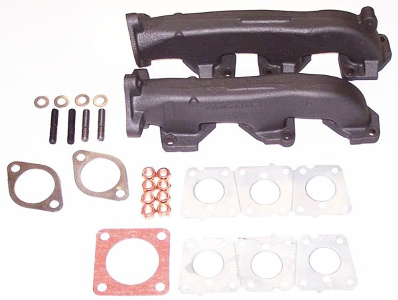EXHAUST MANIFOLD KIT STOCK (REFURB)