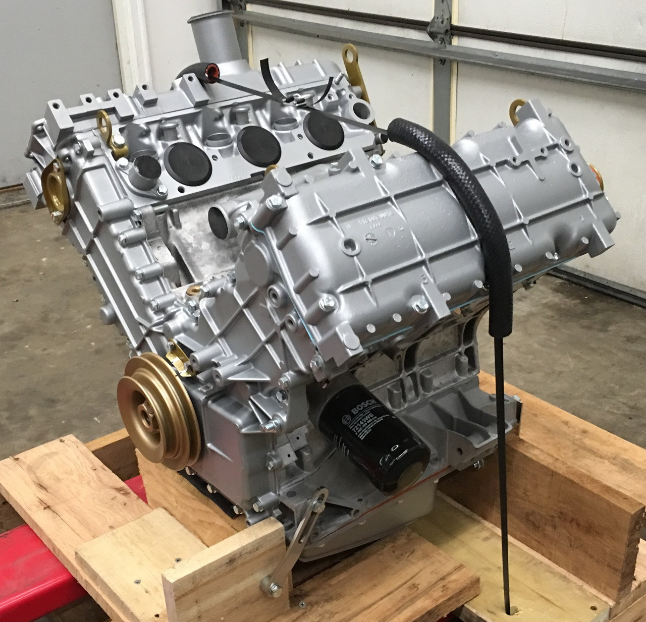 1. SPEC- II PACKAGE W/ NEW ENGINE (MANUAL TRANS) INSTALLED