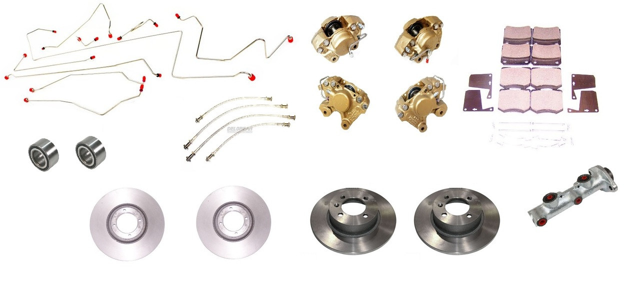 BRAKE OVER HAUL KIT MAJOR