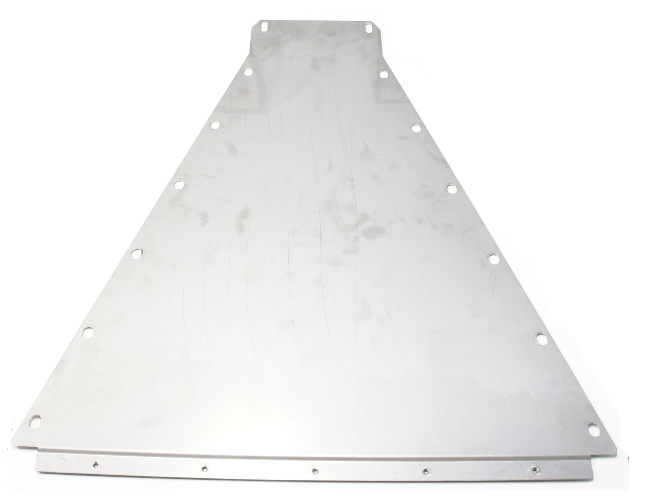 8. FUEL TANK CLOSING PLATE STAINLESS
