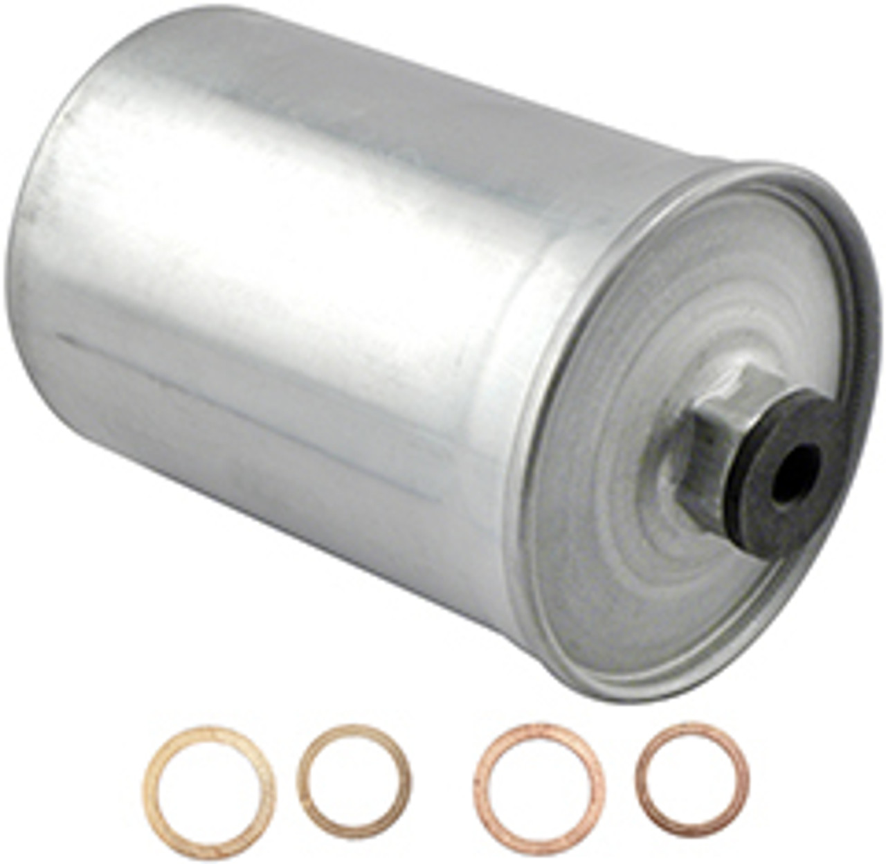 27 fuel filter with pad delorean industriesfuel filter with pad