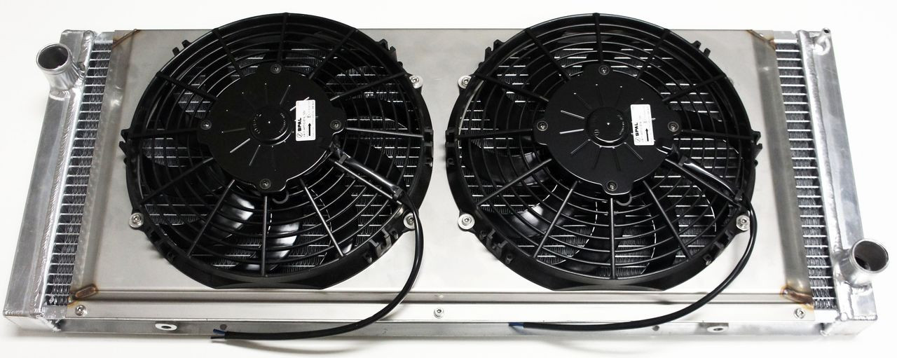 RADIATOR AND COOLING FAN KIT