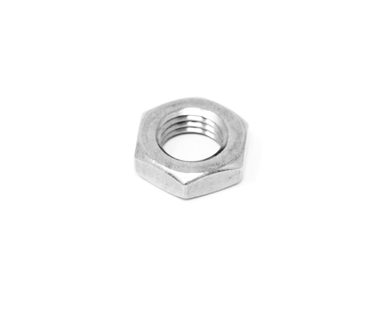 12. NUT IDLER PULLEY SPINDLE STAINLESS