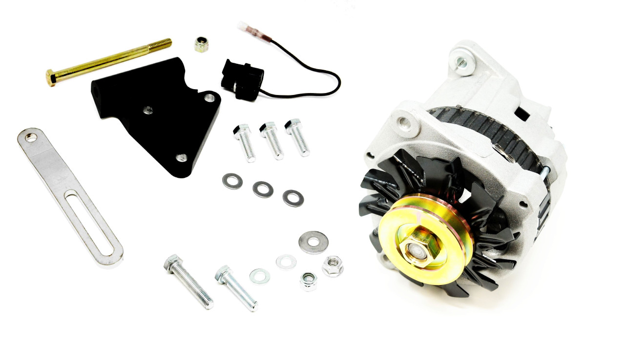 120 AMP ALTERNATOR KIT COMPLETE