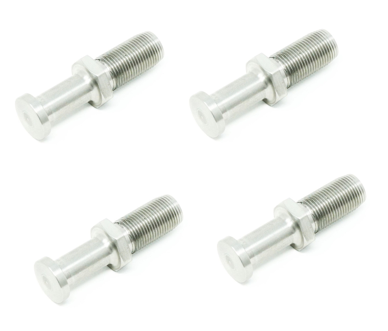 36. DOOR STRIKER PIN KIT STAINLESS