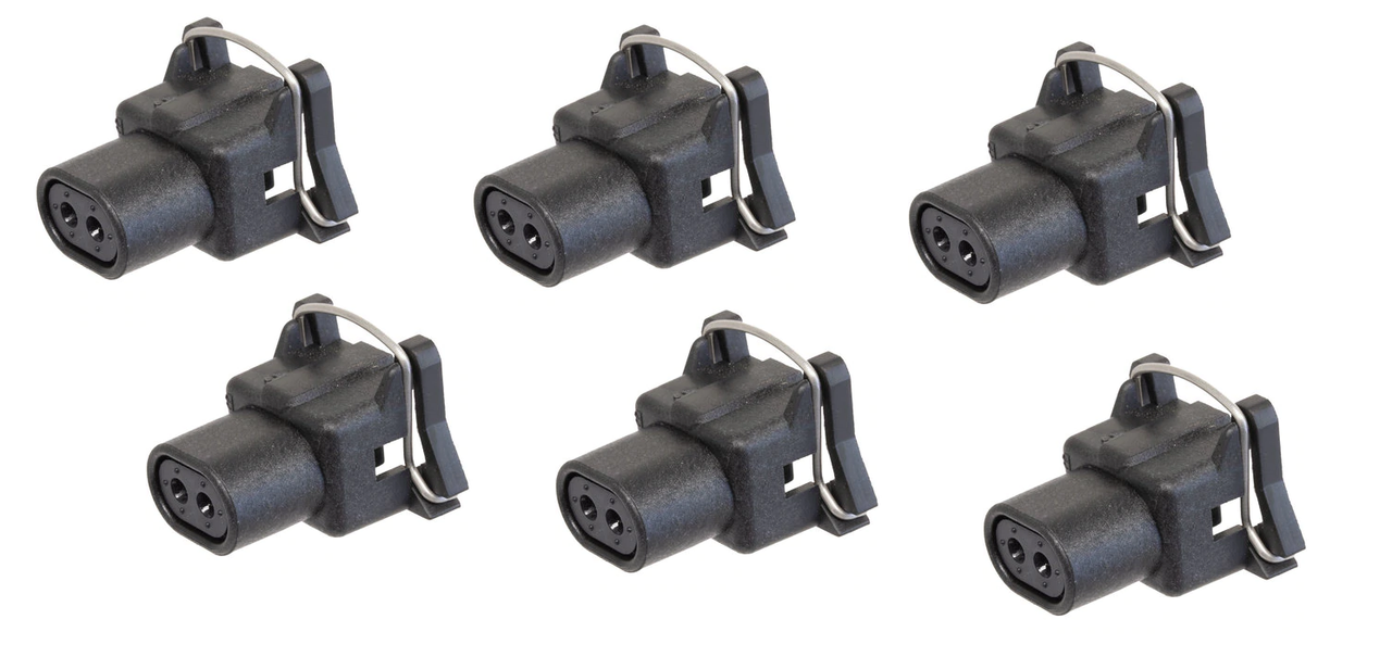 SPEC EFI INJECTOR HARNESS CONNECTOR KIT