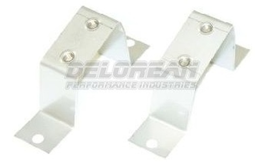 31. COOLANT BOTTLE BRACKET STAINLESS (PAIR)
