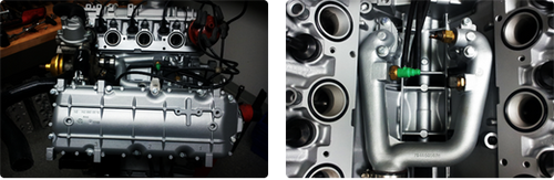 1. SPEC- II ENGINE PACKAGE COMPLETE (MANUAL TRANS) INSTALLED