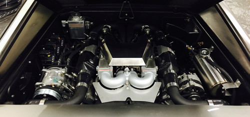 SPEC 3 TWIN TURBO W/ FULL STAINLESS CHASSIS