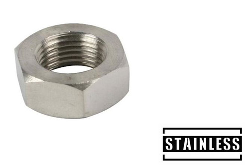 2. NUT TIE ROD END STAINLESS
