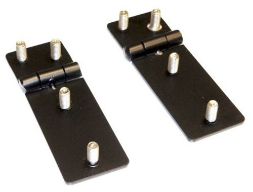 27. ENGINE COVER HINGE STAINLESS (PAIR)