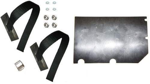 11. BATTERY STRAP KIT WITH PAD