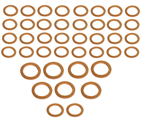 6. COPPER SEALING WASHER KIT (FUEL SYSTEM)