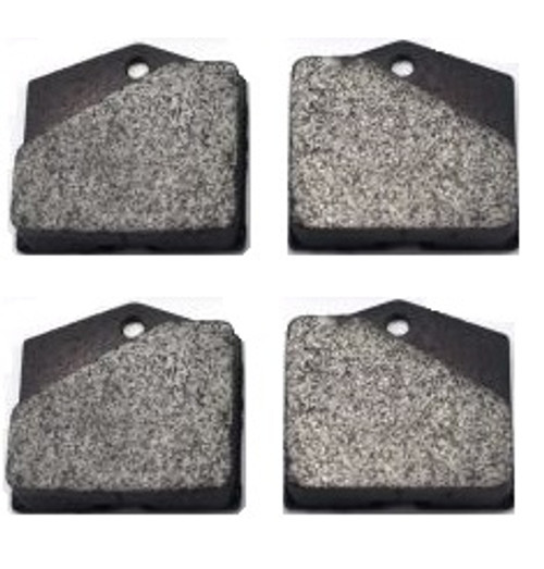 36. PARKING BRAKE PAD SET