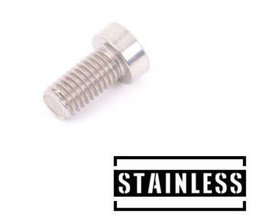 9. FUEL TANK PLATE BOLT STAINLESS M8