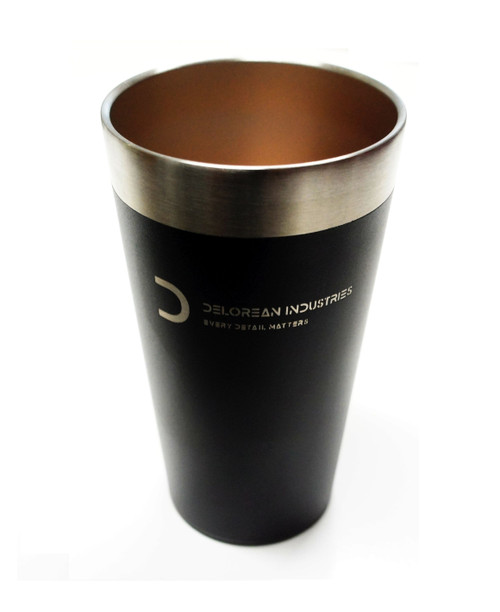 D- INDUSTRIES TEMPERCRAFT 16OZ STAINLESS TUMBLER