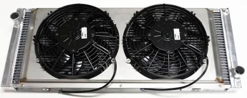 1. RADIATOR/COOLING FAN/CONDENSER KIT W/ BRACKETS