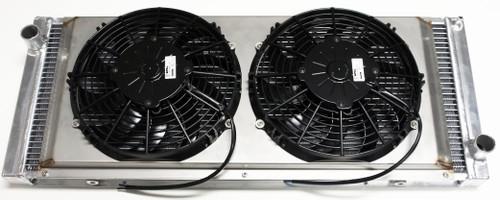 1. RADIATOR/COOLING FAN/CONDENSER KIT W/ BRACKETS