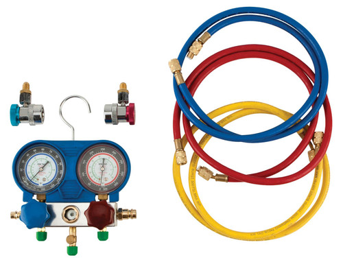 AIR CONDITIONING MANIFOLD GAUGE SET (R-134A)