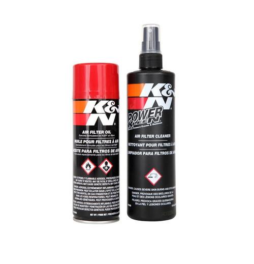 2.1 K&N AIR FILTER RECHARGE KIT