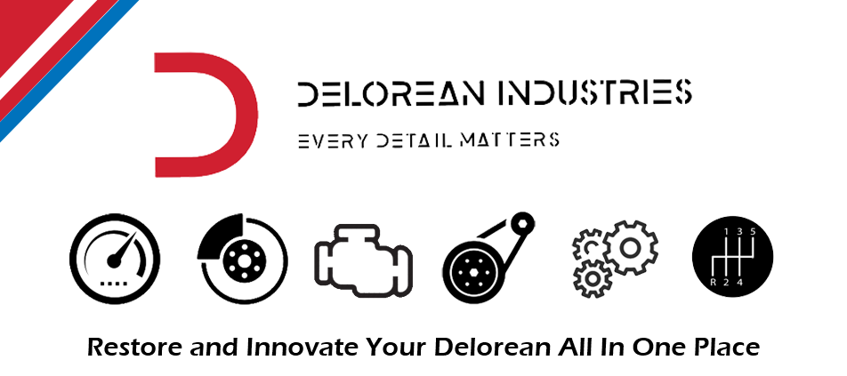 Delorean Industries - Home Page