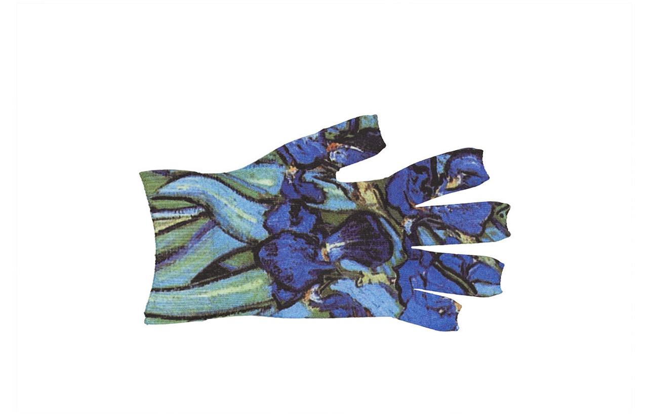 2nd Irises Glove