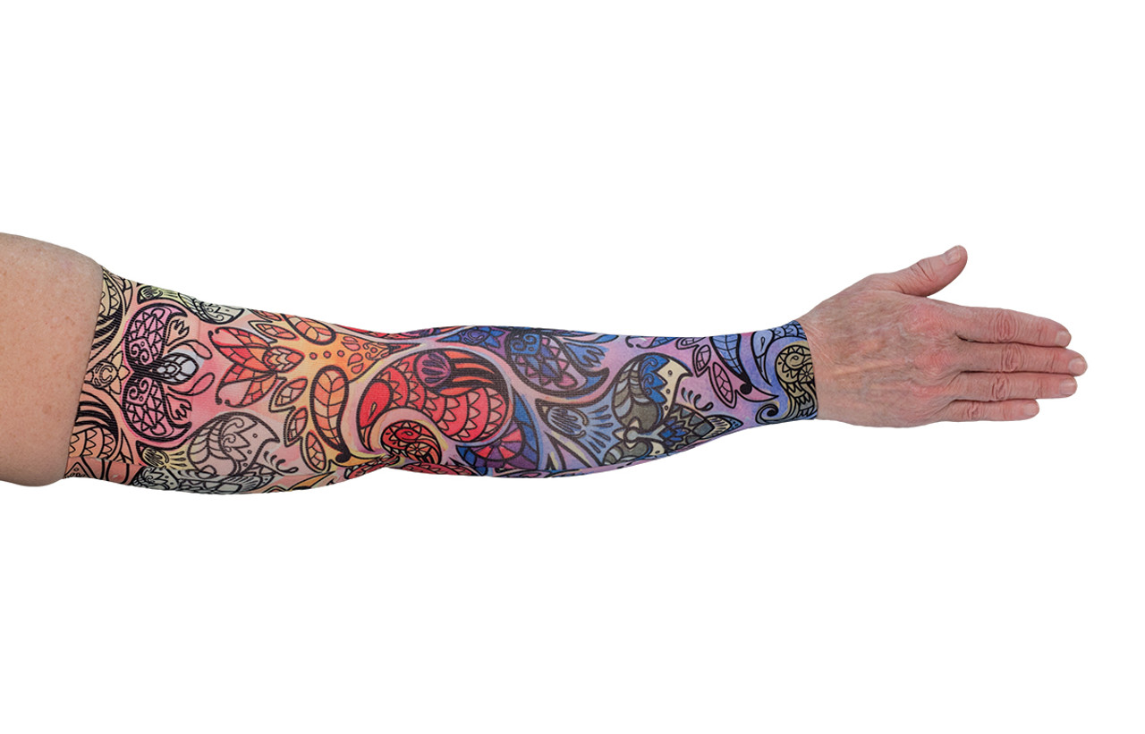 Birds of Paradise Arm Sleeve