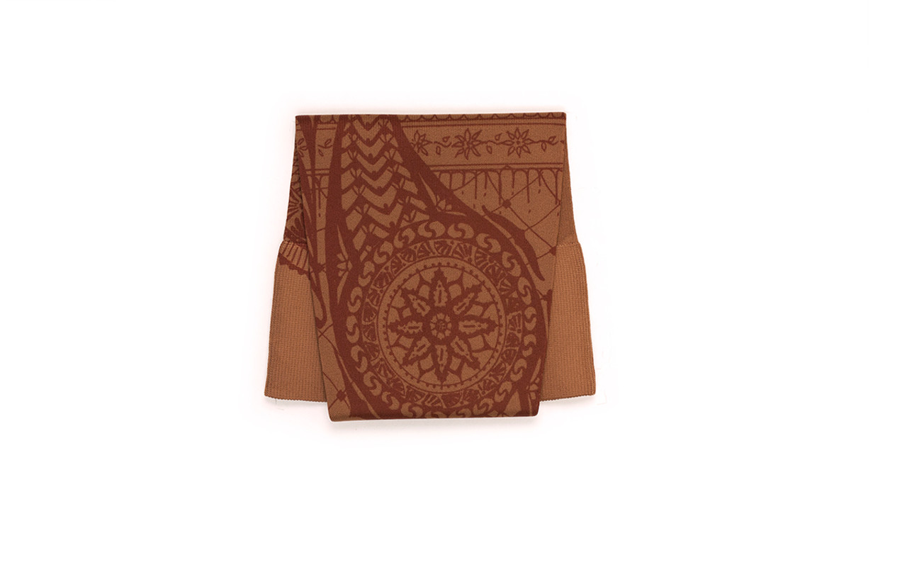 Bodhi Mocha Pattern Swatch