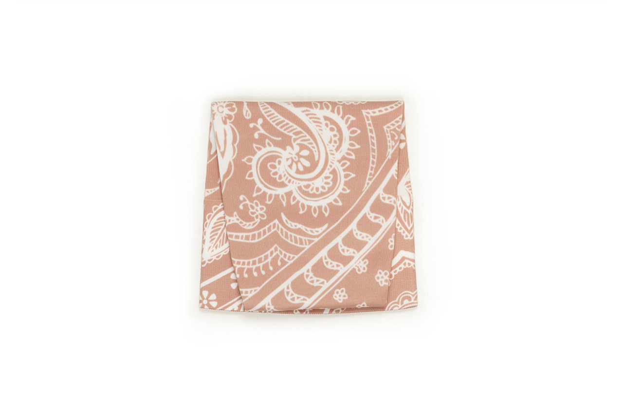 Daisy Tan Pattern Swatch
