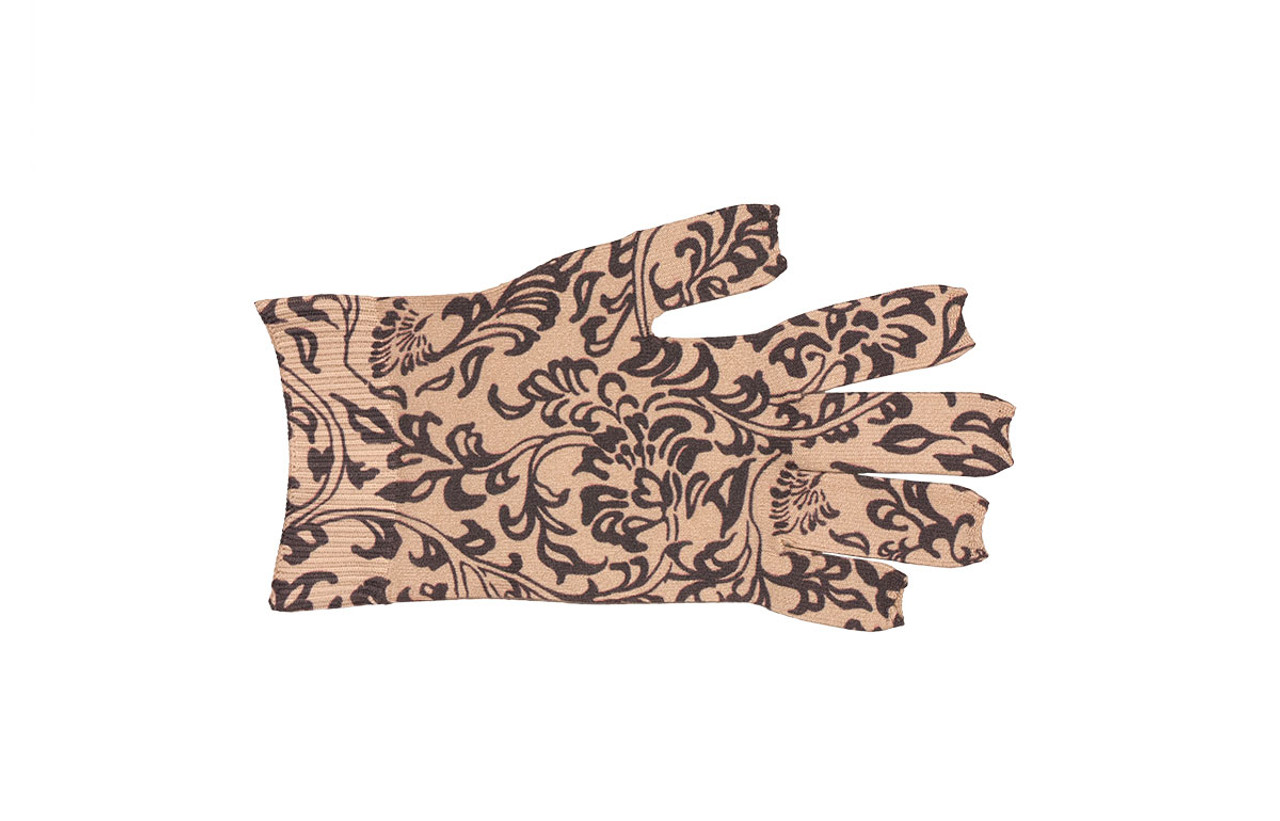 Damask Bei Chic Glove