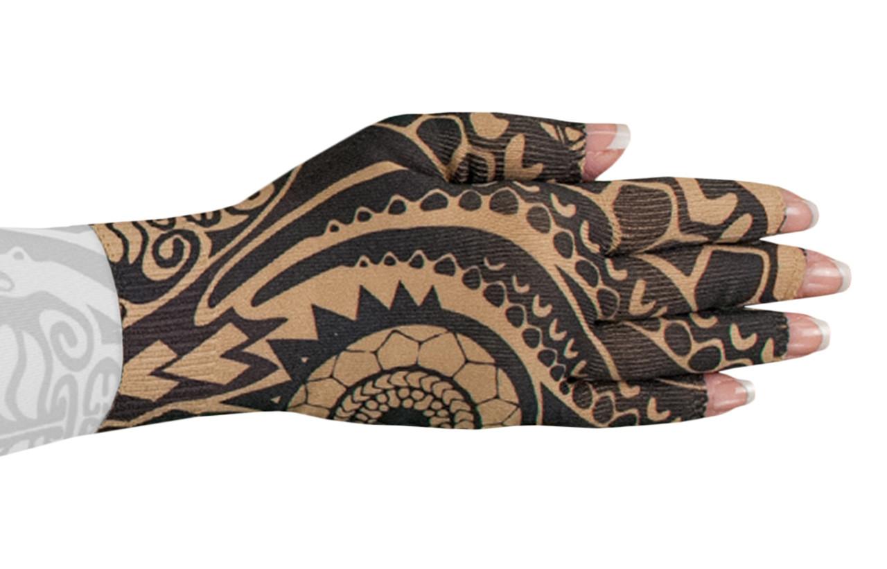 Fierce Beige Glove