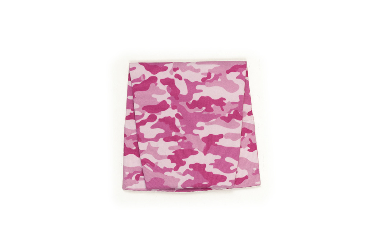 2nd Camouflage Pink Arm Sleeve