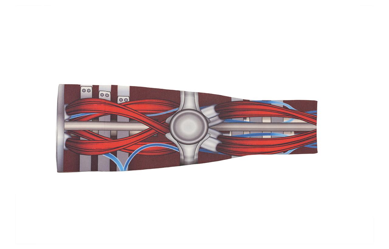 2nd Cyborg Arm Sleeve