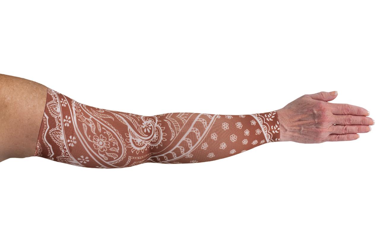 2nd Daisy Dark Arm Sleeve