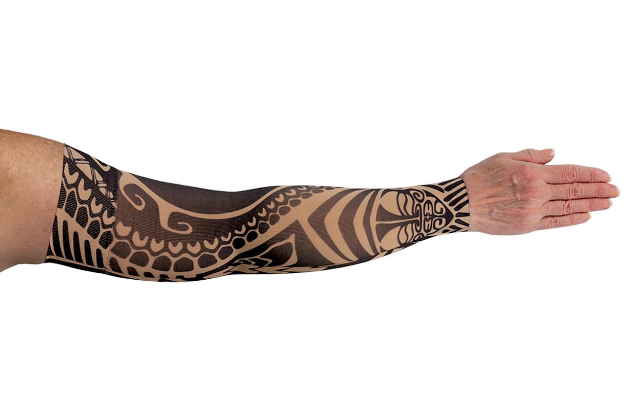 2nd Fierce Beige Arm Sleeve