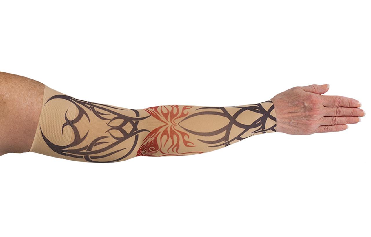 2nd Inked Arm Sleeve