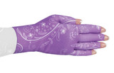 Firefly Purple Glove