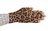 Leo Leopard Glove