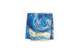 Starry Night Pattern Swatch