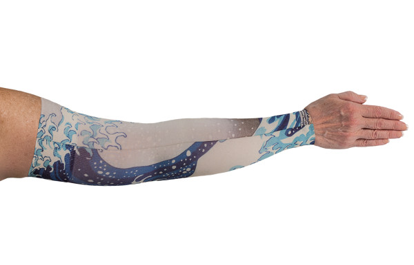 Great Wave Arm Sleeve