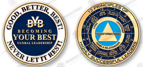 Becoming Your Best Success Coin