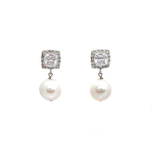 White Pearl / Platinum Rhodium