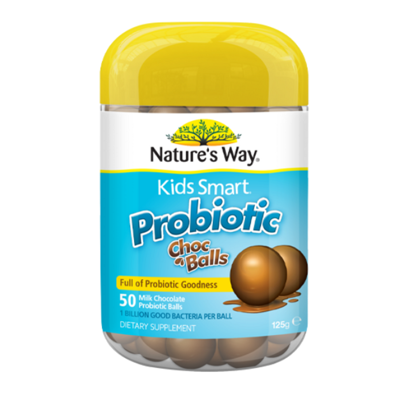 Nature's Way Kids Smart Probiotic Choc Balls NZ