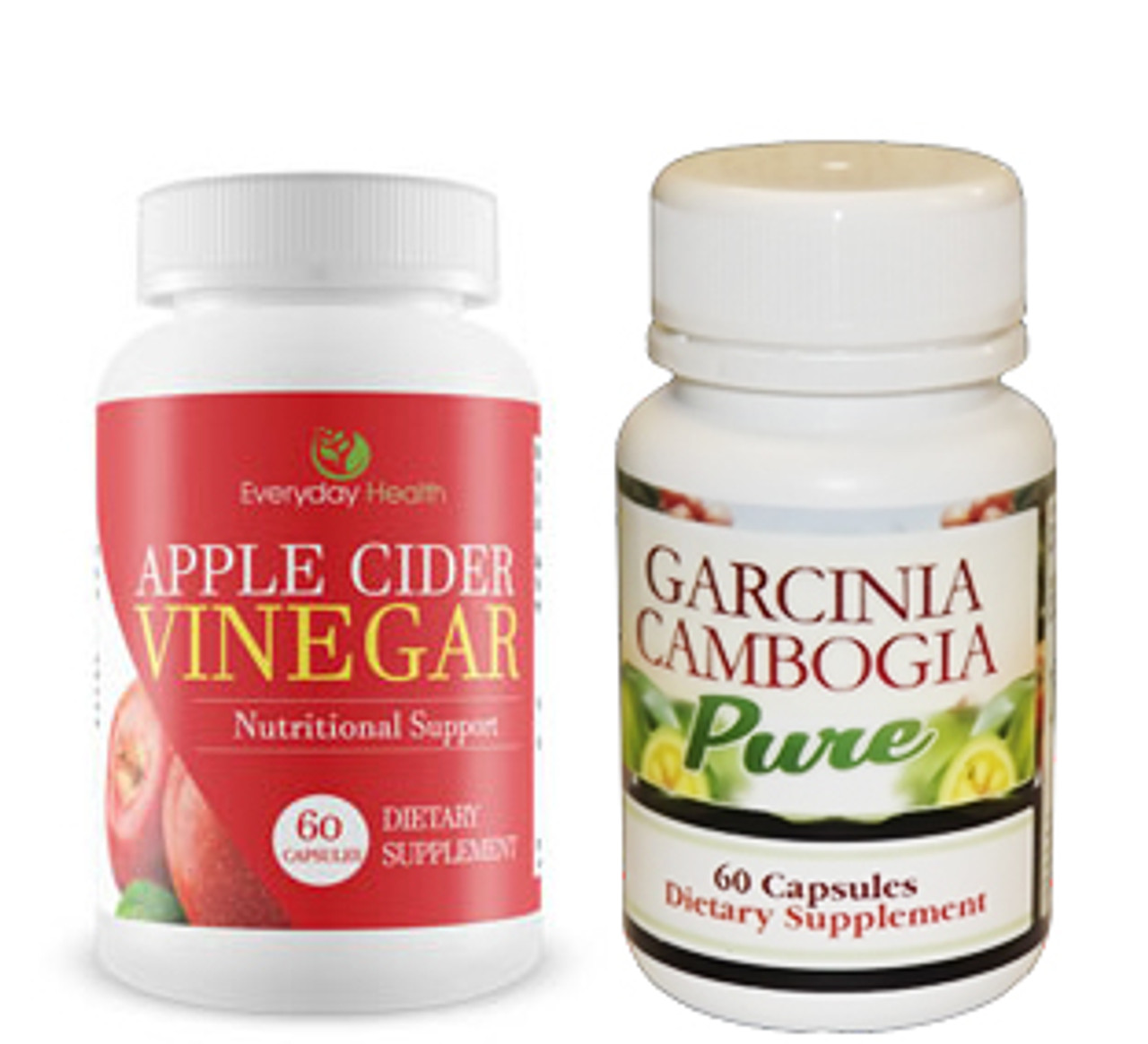 Apple cider and garcinia cambogia for weightloss