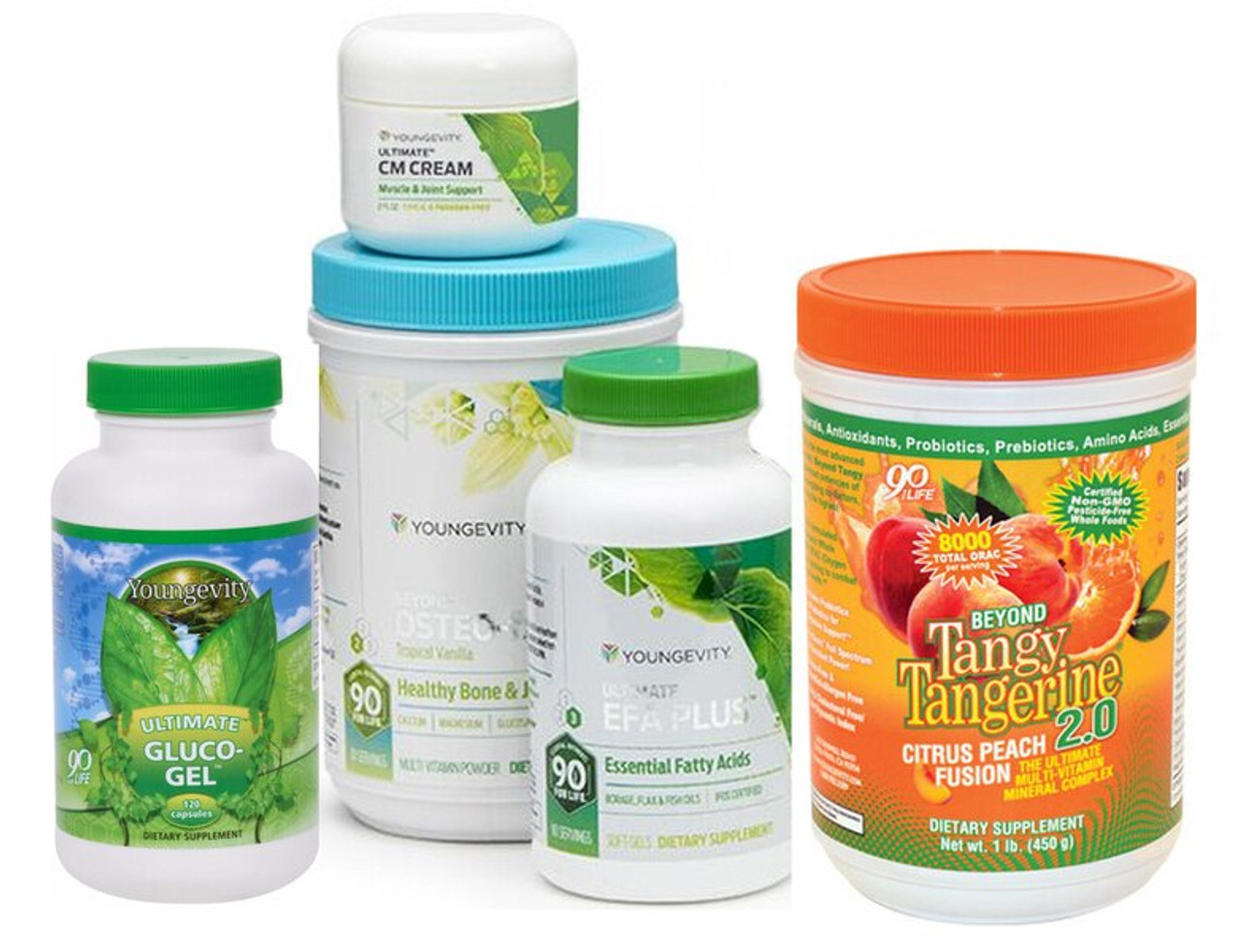 Youngevity HEALTHY BODY BONE AND JOINT PAK™ 2.0 NZ