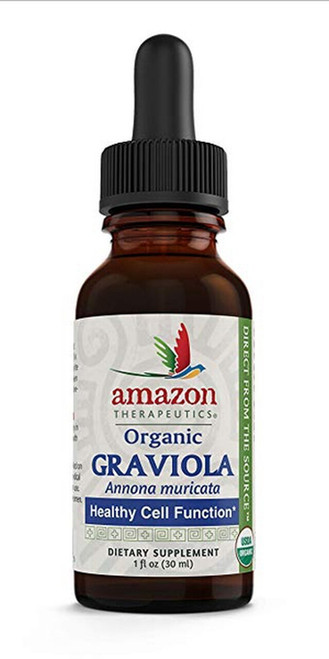 Graviola Tincture 60ml