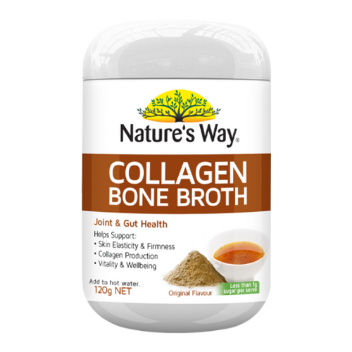 Nature's Way Collagen Bone Broth 120g NZ