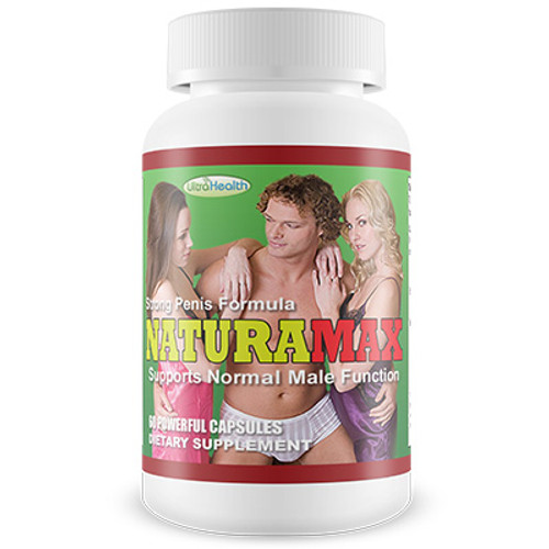 Naturamax - Supports Normal Male Function NZ
